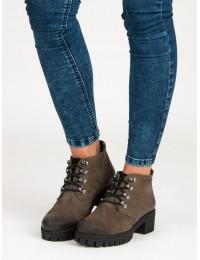 Stilingi natūralios odos batai - 1275/5GR