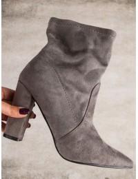 Pilkos spalvos stilingi batai - SY46G