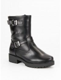 Aukštos kokybės auliniai batai su kailiu - 9901B-