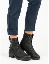 Stilingi juodi batai - SIN19-2614B