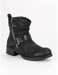Stilingi juodi batai - SIN19-2616B