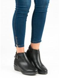 Elegantiški juodos spalvos batai - K1837305NE