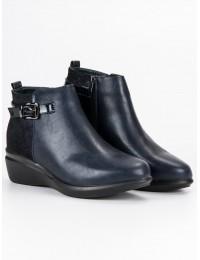 Elegantiški mėlynos spalvos batai - K1837305MAR