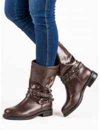 Išskirtiniai aukštos kokybės auliniai batai - S1683BR
