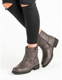 Patogūs stilingi batai su užtrauktuku