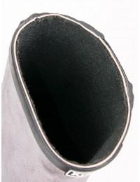 Išskirtiniai Guminiai Batai Padengti Zomša - K1890103G