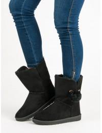 UGG stiliaus šilti batai su avikailiu - SP04B