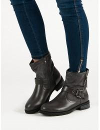 Pilkos spalvos stilingi batai