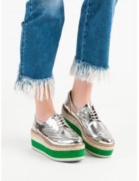 Išskirtiniai batai su platforma - C7028PLA