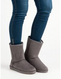 Pilki šilti UGG stiliaus batai - SP03G