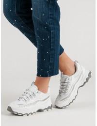 Išskirtiniai madingi batai su platforma - BOK-1192W