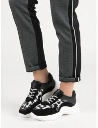 Madingi išskirtiniai batai su platforma - K1850601NE