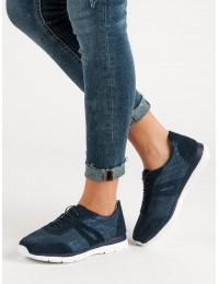Natūralios odos aukštos kokybės sportinio stiliaus batai - DP665/19N