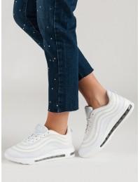 Baltos spalvos stilingi batai - MA07B
