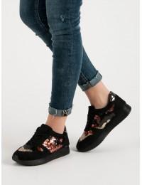 Juodos spalvos laisvalaikio batai - LH10B