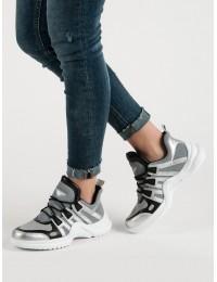 Išskirtiniai madingi sportinio stiliaus batai - 20-575G