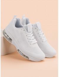 Madingi baltos spalvos batai - KE03W