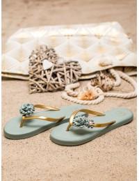Stilingos šlepetės vasarai ar atostogoms - BT9904GR