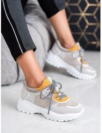 Madingi aukštos kokybės SNEAKERS modelio batai - BL170Y