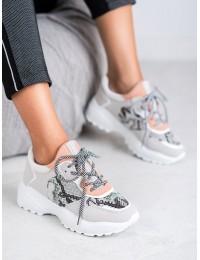 Madingi aukštos kokybės SNEAKERS modelio batai - BL170SNA