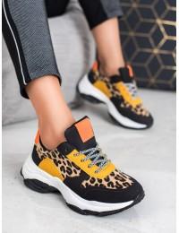 Madingi aukštos kokybės SNEAKERS modelio batai - BL169LEO