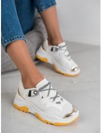 Madingi aukštos kokybės SNEAKERS modelio batai - MM-3W