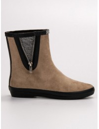 Zomšiniai guminiai batai - K1890103BE