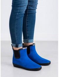 Zomšiniai guminiai batai - K1890102AZ
