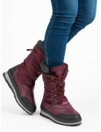 Šilti aukštos kokybės žieminiai batai