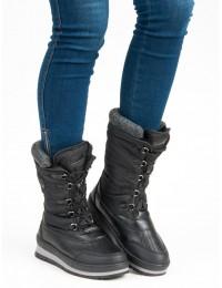 Šilti aukštos kokybės žieminiai batai - ANN19-14406B