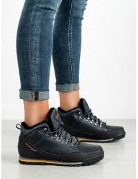 Aukštos kokybės tvirti patogūs batai su avikailiu