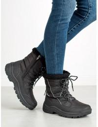 Aukštos kokybės tvirti patogūs žieminiai batai