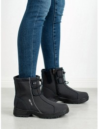 Aukštos kokybės tvirti patogūs žieminiai batai - BM8473B