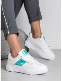 Balti sportinio stiliaus batai - BRD9713W