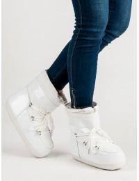 Balti šilti žieminiai batai - SP02W