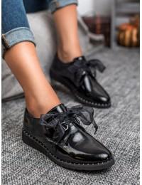 Aukštos kokybės lakuotos odos batai - DP947/19B