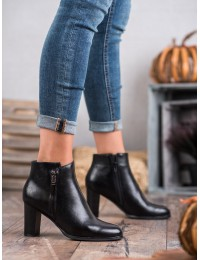 Juodi aukštos kokybės klasikiniai batai - XY20-10489B