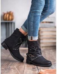 Madingi juodi batai - 7-Y9771B