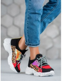 Madingi suvarstomi sportinio stiliaus batai - HL-04R