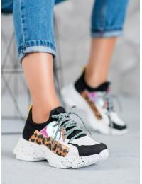 Madingi suvarstomi sportinio stiliaus batai - HL-04B