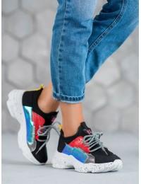 Madingi suvarstomi sportinio stiliaus batai - HL-03B