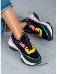 Madingi suvarstomi sportinio stiliaus batai - HL-12B