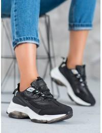 Madingi SNEAKERS modelio batai SNAKE PRINT - LL1729B