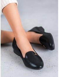 Elegantiški juodi bateliai