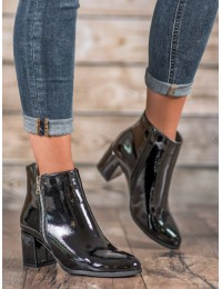 Lakuoti aukštos kokybės elegantiški batai - HX20-16089B