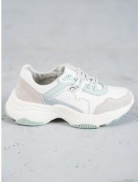 Modernaus stiliaus madingi batai - FT19-8668W/LT.G