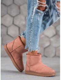 UGG stiliaus rožinės spalvos batai - LV56P