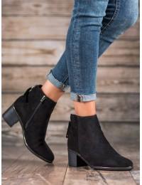 Aukštos kokybės zomšiniai batai su pašiltinimu - DBT1056/19B
