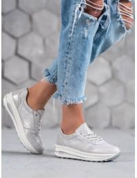Natūralios odos sportinio stiliaus batai - FT19-8667S