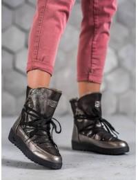 Aukštos kokybės šilti batai - ANN20-14427PE
